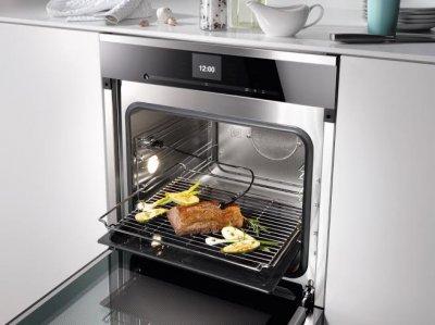 dgc 6660 xxl el nuevo horno a vapor combinado de miele