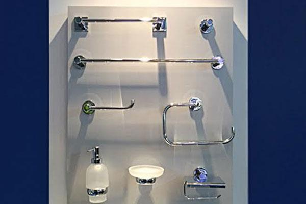 Los accesorios de ba o dise o presentes en capac expo for Accesorios bano diseno