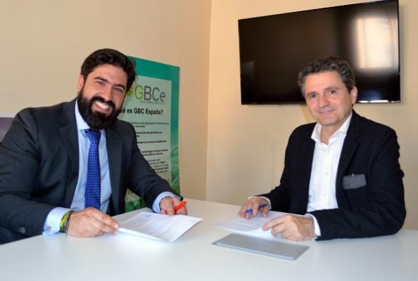 acuerdo entre construtec 2016 y gbce para potenciar la sostenibilidad en epowerbuilding
