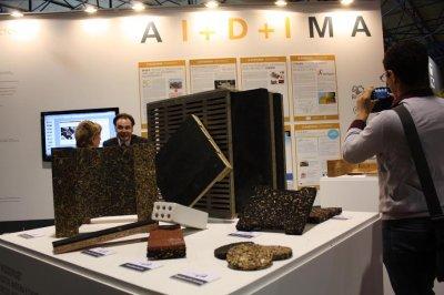 aidima ya muestra en feria valencia sus iniciativas y novedades en investigacin sistemas y materiales