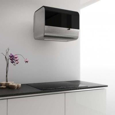 aires retro en la cocina con la campana boll de pando