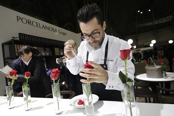 alta cocina en taste of paris 2016 con porcelanosa grupo y quique dacosta