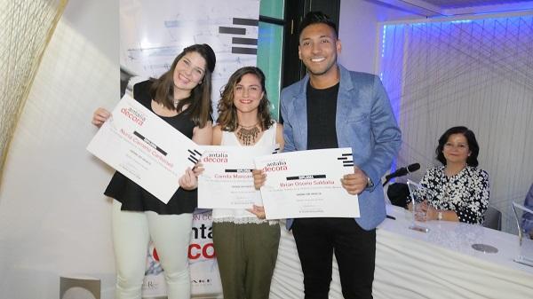 antalia entrega los premios de su 1 concurso antalia decora