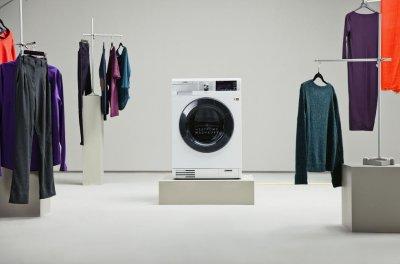 aeg apuesta por la  eficiencia energtica con su nueva lavasecadora