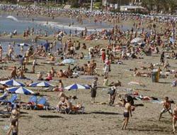 el turismo extranjero aumenta un 73 en 2011