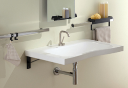elegancia y funcionalidad en los lavamanos mural ergonmico de mediclinics