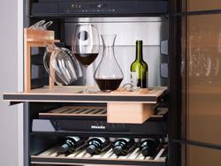 miele presenta nuevo acondicionador de vino