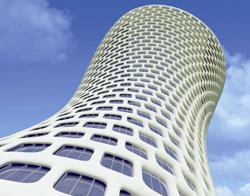 tendencias de color y acabados en la arquitectura europea