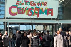 cevisama inicia la comercializacin para 2014 con la vuelta de firmas como roca cermica