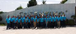 la sede central de grupo cosentino acoge la x convencin de distribuidores de latinoamrica