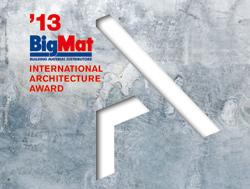 se ampla la presentacin de registros para los premios internacionales de arquitectura bigmat