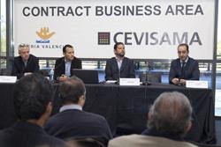 el negocio del contract protagonista en cevisama