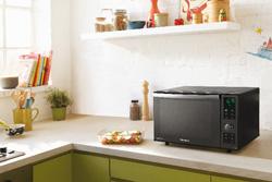 nuevo horno microondas combinado con sensor inteligente de panasonic