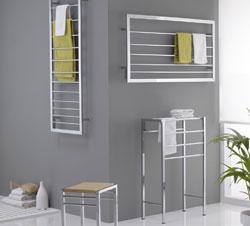 Toalleros el ctricos secatoallas y radiadores oxil for Radiadores toalleros electricos