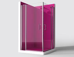 nova una ducha practicable de 180