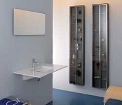 rapsel exhibe el lavabo albeus en la exposicin desigspanish accent in design