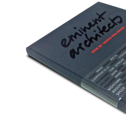presentacin del libro eminent architects  seen by ingrid von kruse