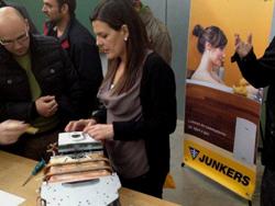 junkers colabora con aseif en un concurso autonmico en la comunidad valenciana