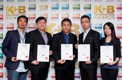 pedini kuala lumpur distinguida con el kb award