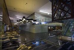 cristal pontevedresa presenta  sus ltimas innovaciones en vidrio en el parador atlntico de cdiz