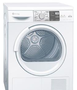 balay presenta nueva secadora de condensacin con bomba de calor