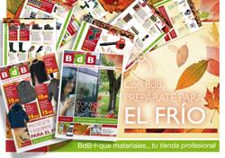 bdb lanza una coleccin de artculos para su campaa de invierno