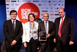 roca barcelona gallery celebra los premios cambra a la gestin del diseo 2011