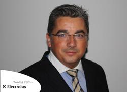 gabriel romero nuevo productsegment manager de electrolux