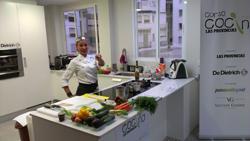 de dietrich acerca la cocina a los valencianos de la mano de diferentes chefs