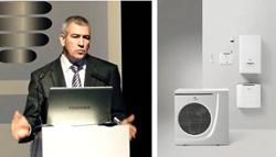 saunier duval presente en climatizacin 2013 tanto de manera directa como online