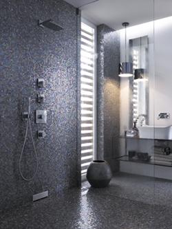 fotos de duchas de obra