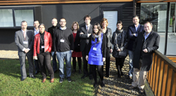diez socios de innobasque colaboran para multiplicar sus oportunidades empresariales