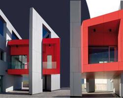 vivix el nuevo panel laminado para fachadas de formica group