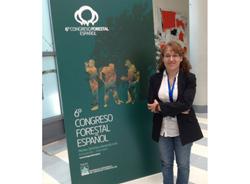 el rbol es vida participa en el congreso forestal espaol