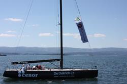 la temporada de vela 2012 une a de dietrich con cenor
