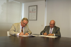 se firma el acuerdo para expedir la tpc