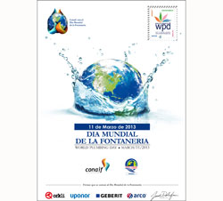 geberit celebra el da mundial de la fontanera