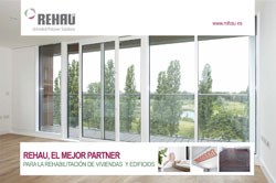 rehau partner para la rehabilitacin de viviendas y edificios