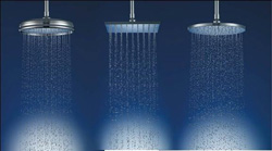 jacob delafon presenta las nuevas duchas de cabeza katalyst