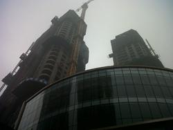 berloni equipar las torres the central changsha en china