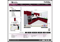 hokiba presenta el configurador digital kitchen creator