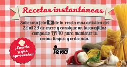 teka ofrece un lavavajillas en su ltima promocin en facebook