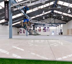 levantina inaugura el project center