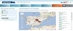 duscholux incorpora un buscador de tiendas a su web