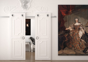 krona presenta nuevas manillas para puertas correderas