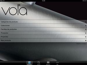 vola lanza una aplicacin para iphone  y ipad