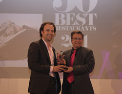 silestone entrega el premio highest new entry