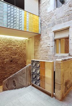 casa collage recibe el primer premio cermica ascer en interiorismo