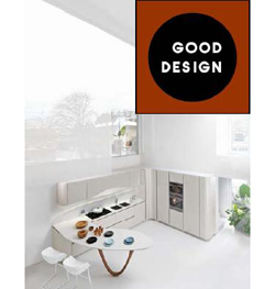 ola 20 de snaidero recibe el good design award 2011
