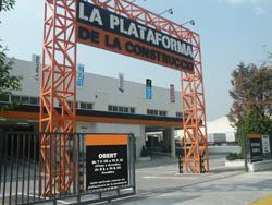 la plataforma de la construccin inaugura su sexto centro en barcelona
